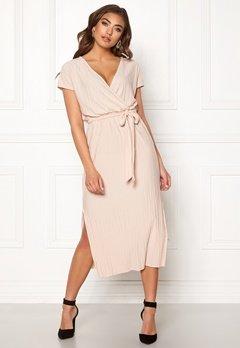 Make Way Lyla dress Beige Bubbleroom.dk