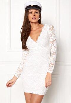 Make Way Martha lace dress White Bubbleroom.dk