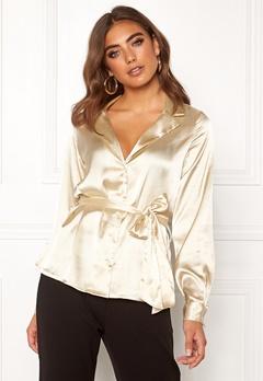 Make Way Meya blouse Champagne Bubbleroom.dk