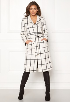 Make Way Penelope coat Checked Bubbleroom.dk