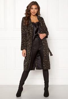 Make Way Penelope coat Leopard Bubbleroom.dk