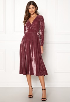 Make Way Ronja midi dress  Bubbleroom.dk