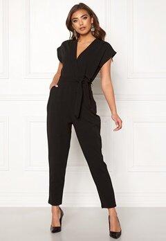 Make Way Rue jumpsuit Black Bubbleroom.dk