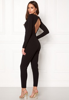 Make Way Sadie Jumpsuit Black Bubbleroom.dk