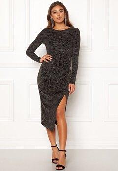 Make Way Olieve sparkling dress Black Bubbleroom.dk