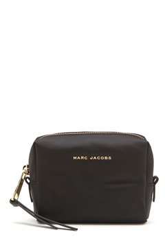 Marc Jacobs Small Cosmetic Bag Black Bubbleroom.dk