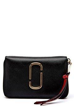 Marc Jacobs Small Standard Wallet 014 Black Bubbleroom.dk