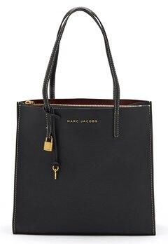 Marc Jacobs The Grind Bag Black Gold Bubbleroom.dk