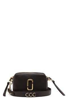 The Marc Jacobs The Softshot 21 Black Bubbleroom.dk