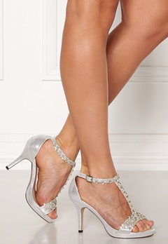 Menbur Bidoni Shoe Silver Bubbleroom.dk