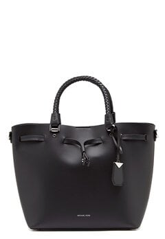 Michael Michael Kors Blakely Bucket Bag Black Bubbleroom.dk