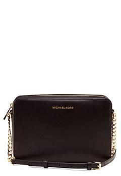 Michael Michael Kors Camera Bag Medium Black Bubbleroom.dk