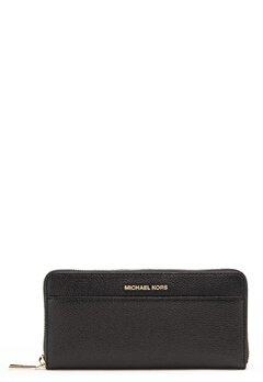 Michael Michael Kors Continental Wallet Black Bubbleroom.dk