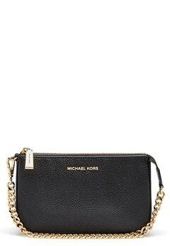 Michael Michael Kors Mercer Chain Pouchette Black Bubbleroom.dk