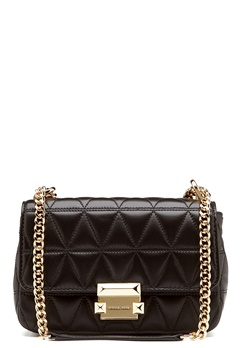 Michael Michael Kors Sloan Shoulder Bag Black Bubbleroom.dk