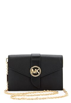 Michael Michael Kors Wallet on Chain Black Bubbleroom.dk