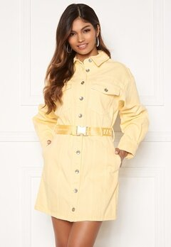 Miss Sixty DJ3790 Dress Yellow Bubbleroom.dk