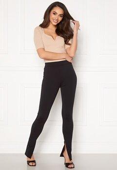 Miss Sixty PJ3460 Trousers Black Bubbleroom.dk