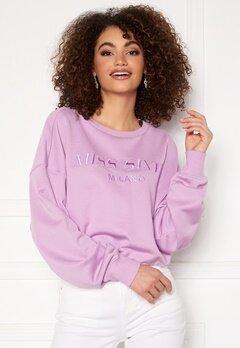 Miss Sixty TJ3560 Sweatshirt Purple Bubbleroom.dk