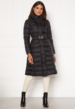 Miss Sixty YJ4320 Coat Black Bubbleroom.dk