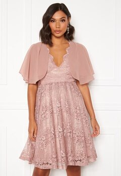 Moments New York Amelia Cover up Dusty pink Bubbleroom.dk