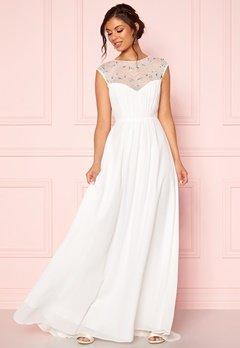 Moments New York Dahlia Wedding Gown White Bubbleroom.dk