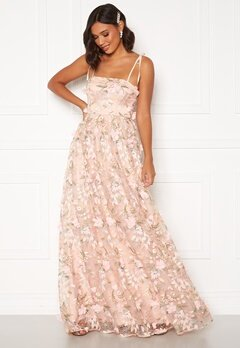 Moments New York Grace Floral Gown Floral Bubbleroom.dk