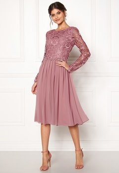 Moments New York Primrose Crochet Dress  Bubbleroom.dk