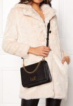 Michael Michael Kors Mott Chain Shoulder Bag Black Bubbleroom.dk