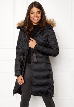 Mountain Works Foxy Lace Down Coat Black Bubbleroom.dk