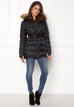 Mountain Works Foxy Lace Down Parka Black Bubbleroom.dk
