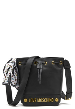 Love Moschino Mule Bag 000 Black Bubbleroom.dk