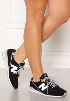 New Balance WL996 Sneakers Black/Silver Bubbleroom.dk