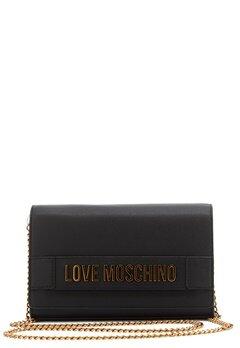 Love Moschino New Evening Bag 000 Black Bubbleroom.dk
