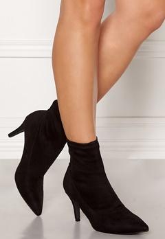 New Look Beanie Sock Kitten Boots Black Bubbleroom.dk