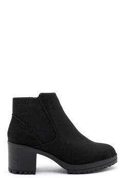 New Look Chunky Chelsea Boot Black Bubbleroom.dk