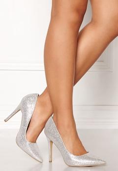 New Look Scooch 4 heel Silver Bubbleroom.dk