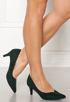 New Look Skal Shoes Dark Green Bubbleroom.dk