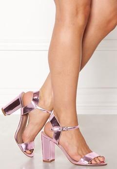 New Look Strike 4 Mirror PU Sandal Pink Bubbleroom.dk