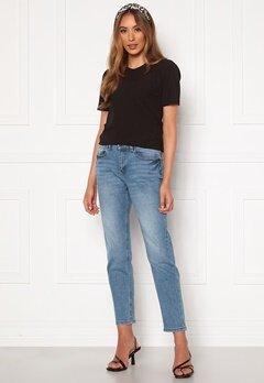 Jacqueline de Yong Newtyson Girlfriend Jeans Light Blue Denim Bubbleroom.dk