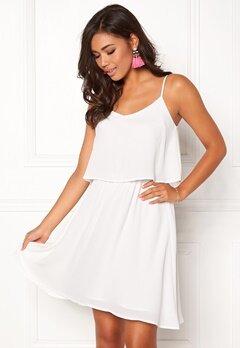 OBJECT Aniston S/L Dress Gardenia Bubbleroom.dk