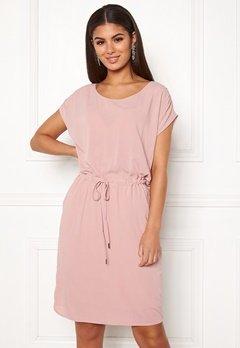 OBJECT Bay Dallas S/S Dress Adobe Rose Bubbleroom.dk