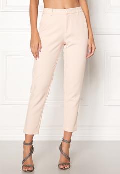 OBJECT Cecilie Lux 7/8 Pants Hushed Violet Bubbleroom.dk