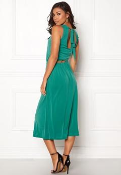 OBJECT Dede S/L Long Dress Shady Glade Bubbleroom.dk