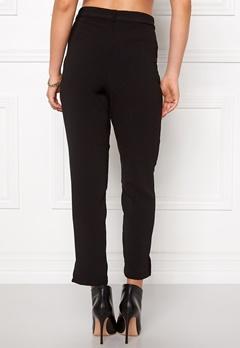 OBJECT Delta HW Pants Black Bubbleroom.dk