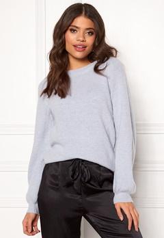 OBJECT Eve Nonsia Knit Pullover Heather/Melange Bubbleroom.dk