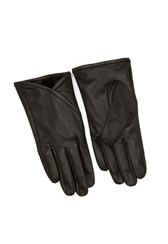 OBJECT Hannah L Gloves Black Bubbleroom.dk
