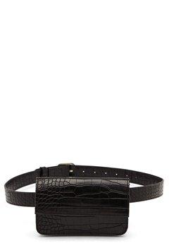 OBJECT Talula PU Belt Bag Black Bubbleroom.dk