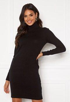 OBJECT Thess Dress Black Bubbleroom.dk
