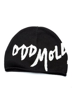Odd Molly Hey Baby Beanie Almost Black Bubbleroom.dk